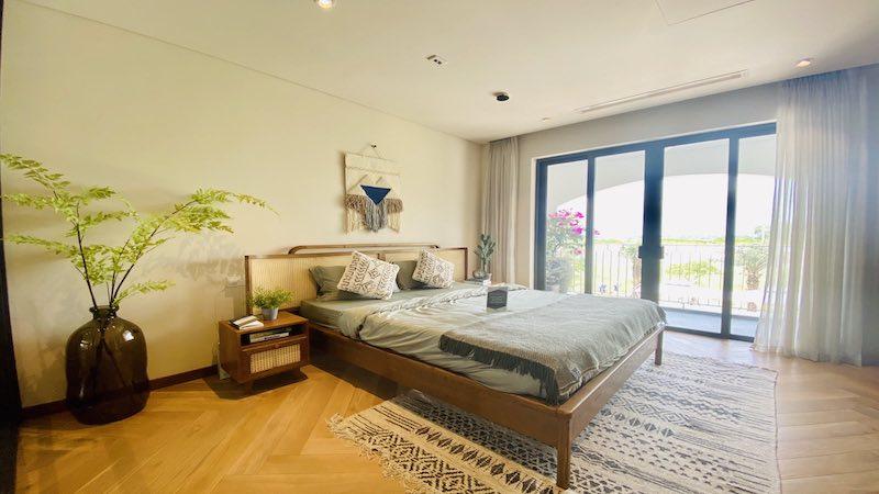 phòng ngủ nhà mẫu Aqua City