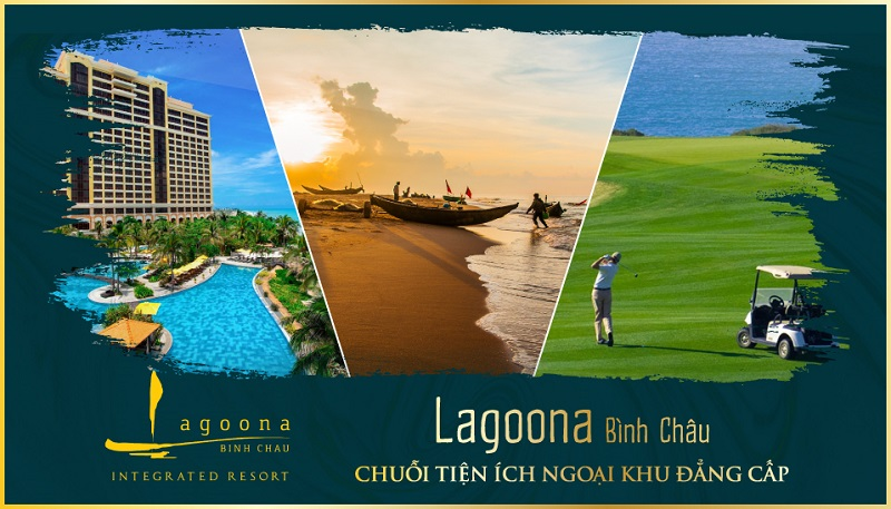 San gold mini Wyndham Lagoona Binh Chau Ba Ria