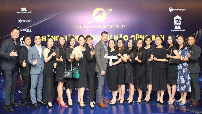 Smartland đạt Top 3 doanh thu căn hộ Sunshine City Sài Gòn