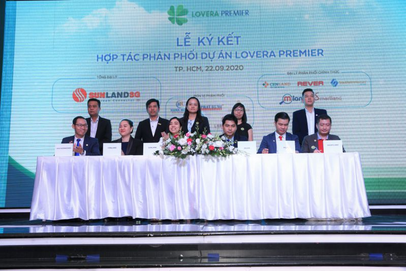 Smartland phân phối chính thức dự án Lovera Premier