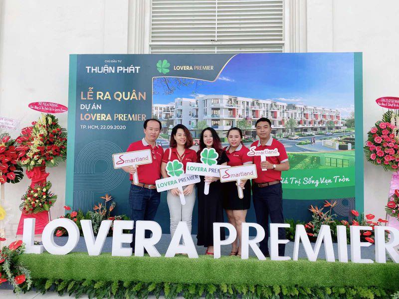 Smartland ky ket hop tac phan phoi chinh thuc du an Lovera Premier tai su kien kickoff ngày 22.09 06