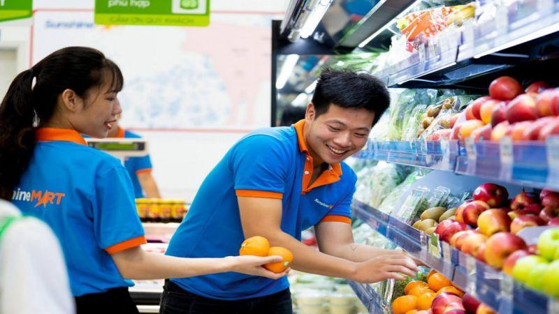 Sunshine Mart thuộc Sunshine Group chính thức khai trương cửa hàng thứ 5 tại Sunshine Center Hà Nội