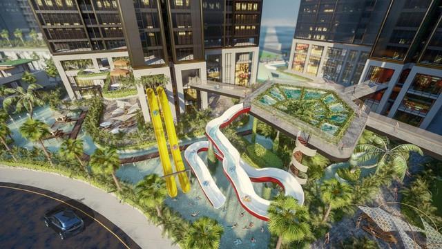 Căn hộ Resort 4.0 thiết kế dành riêng cho gia đình trẻ