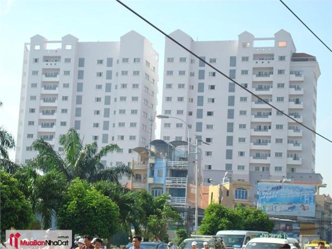 Thực tế chung cư 203 Nguyễn Trãi