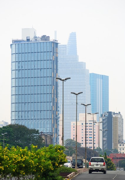 Thực tế chung cư Ascott Waterfront Saigon đi vào hoạt động từ 2016