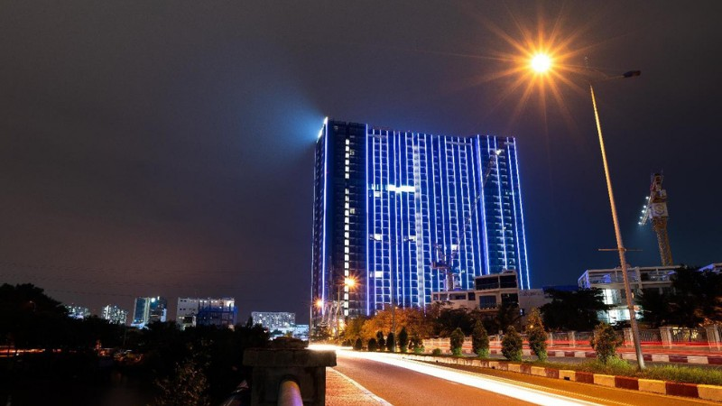 Sunshine City Sài Gòn trở thành biểu tượng mới tại khu Nam
