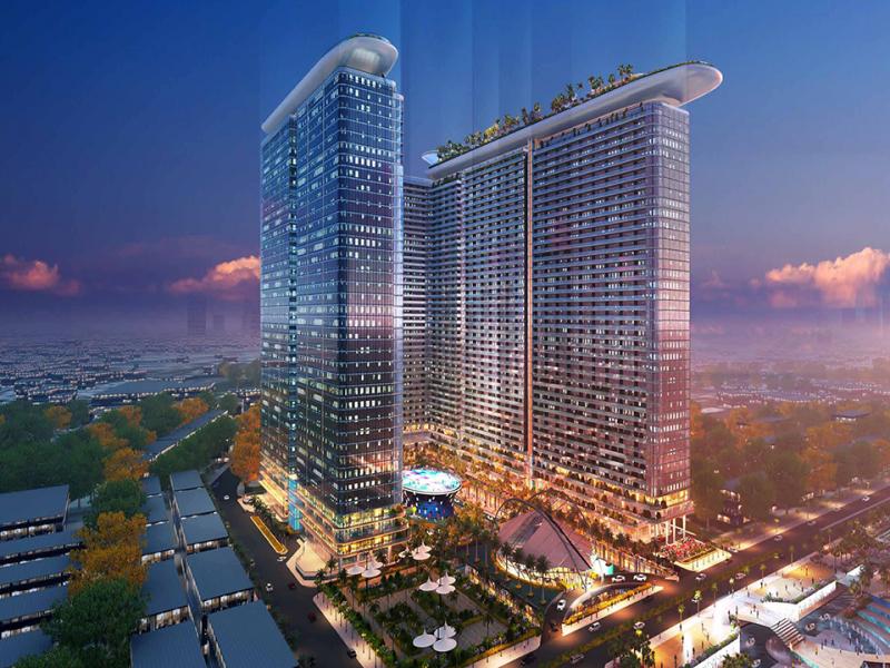 Sunshine Marina Nha Trang Bay công trình nghỉ dưỡng theo mô hình integrated đầu tiên tại Nha Trang