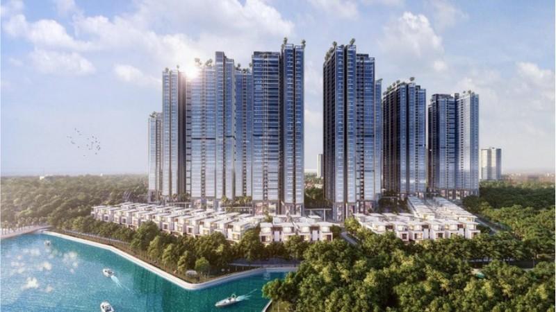 Phối cảnh dự án Sunshine City Sài Gòn