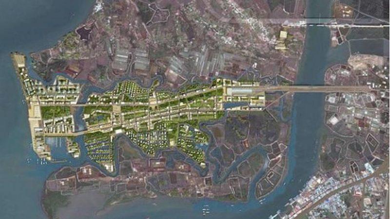 Sân bay Gò Găng rộng gần 250ha ở Vũng Tàu triển khai xây dựng
