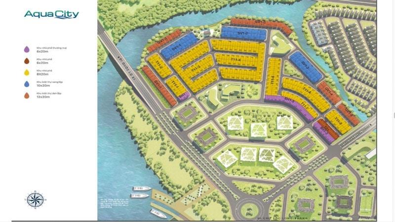 Aqua City giá bán tốt nhất trên thị trường bất động sản 2020