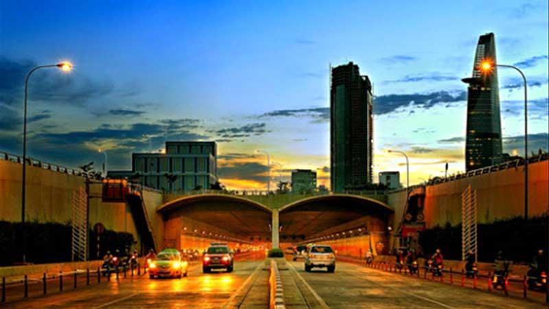 Đường hầm sông Sài Gòn có ý nghĩa vô cùng quan trọng đối vớ sự phát triển khu Đông.