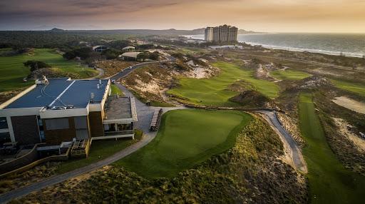 Sân golf The Bluff nằm trong top 10 sân golf tốt nhất châu Á